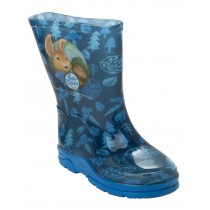 BOYS PETER RABBIT RUBBER WELLIES RAIN WELLINGTON BOOTS WELLYS KIDS UK SIZE 5-9