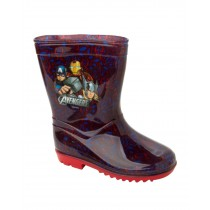 BOYS MARVEL AVENGERS IRON MAN THOR WELLIES RAIN BOOTS WELLYS WELLINGTONS SIZE